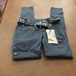 NWT Wildflower jeans size 5 juniors..